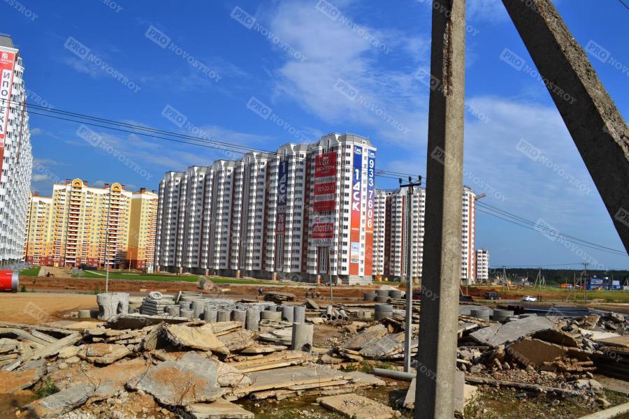 Кто строит восточное бутово