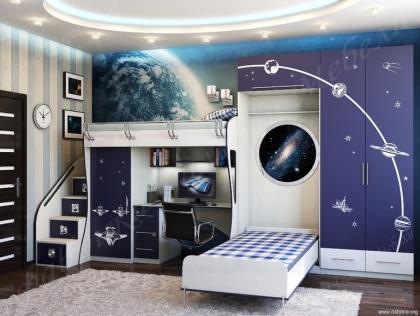 детская кровать, прячущаяся в шкаф1.jpg