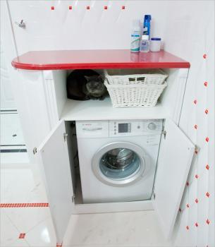 красиво вписать стиральную машину в ванную4.jpg
