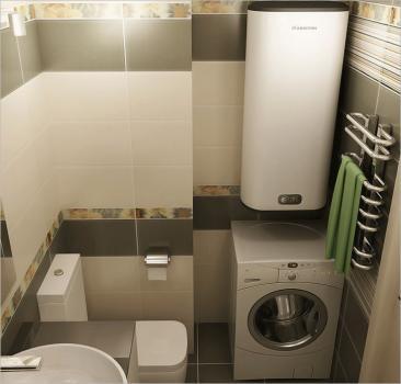 красиво вписать стиральную машину в ванную3.jpg