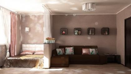 гостинная со спальней в одной комнате5.jpg