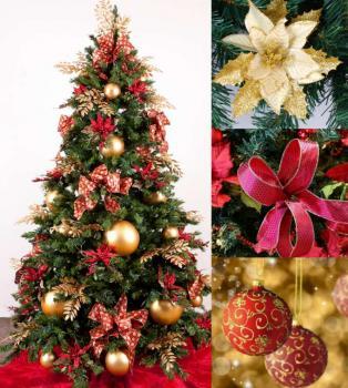 елка, украшенная красным1.jpg